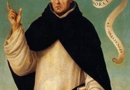 La figura de San Vicente Ferrer