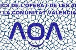 ASSOCIACIÓ AMICS DE L'ÒPERA I LES ARTS DE LA COMUNITAT VALENCIANA