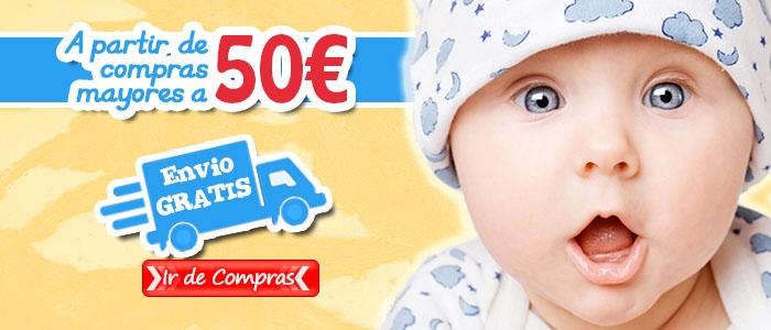 Ropa de bebe niños y niña en El Sueño de Mama envios gratis