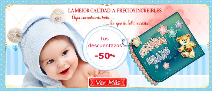 las segundas Rebajas tienda online Ropa de bebe niños y niñas El Sueño de Mamá