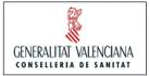 Consellería de Sanitat Generalitat Valenciana