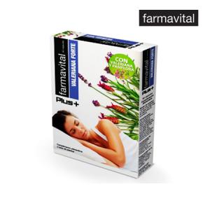 Farmavital Valeriana Forte 60 Capsulas