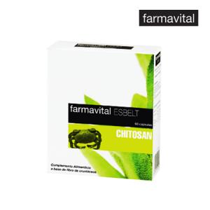 Farmavital Chitosan 60 Capsulas