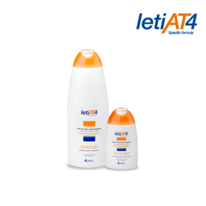 Leti AT4 Gel Dermograso 750ML