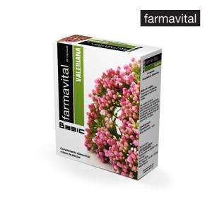 Farmavital Valeriana 60 Capsulas
