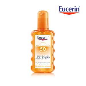 Eucerin Sun Spray Transparent FPS 50 200ML