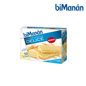 Bimanán Cracker Queso 10 Uds