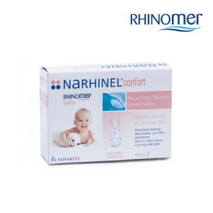 Narhinel Confort Recambio 20 uds