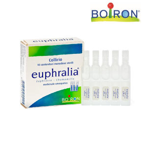Euphralia Gotas Oculares 10 Viales