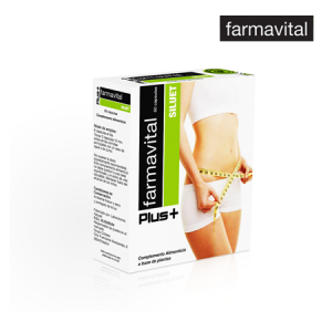 Farmavital Siluet 60 Capsulas