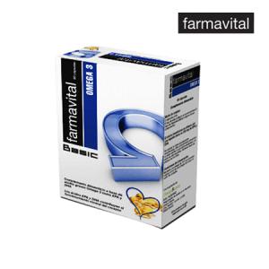 Farmavital Omega 3 60 Capsulas