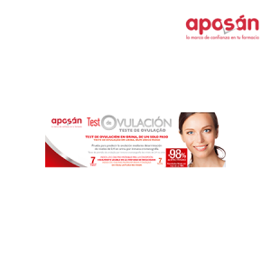 Aposan Test De Ovulacion 7 Test