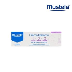 Mustela Crema Bálsamo 123 100ML