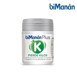 Bimanán Plus K Pierde Kilos 40C