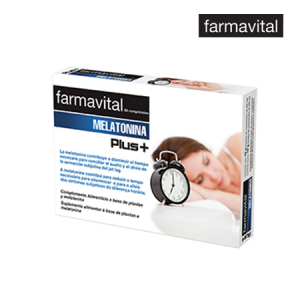 Farmavital Melatonina 60 Capsulas