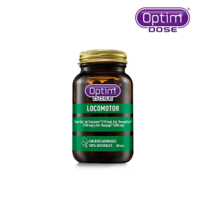 Optim Dose Locomotor 60 Caps