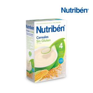 Nutribén Cereal Sin Gluten 600G