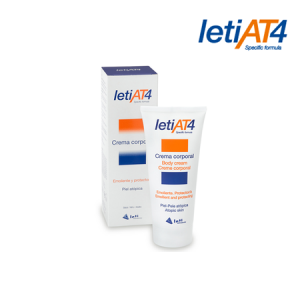 Leti AT4 Crema Corporal 200ML