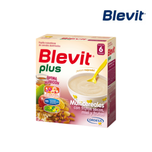 Blevit Plus Multicereales 600G