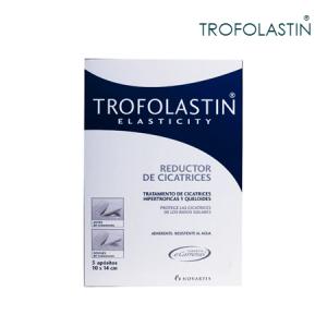 Trofolastin Reductor de Cicatrices 10x14 CM 5 Uds