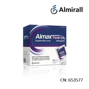 Almax Forte 1.5 G 30 Sobres Suspension Oral