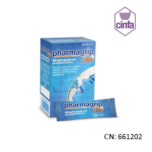 Pharmagrip Duo 10 Sobres