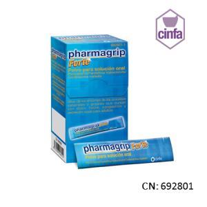 Pharmagrip Forte 10 Sobres
