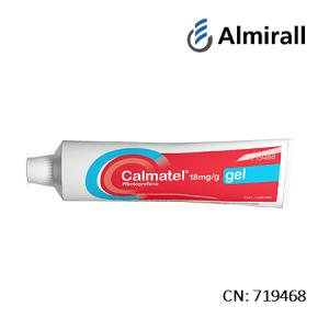 Calmatel 18 Mg/G Gel Topico 60 G