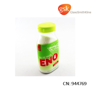 Sal De Fruta Eno Limon Polvo Oral Efervescente 150 G