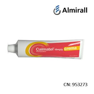 Calmatel 18 Mg/G Crema 60 G
