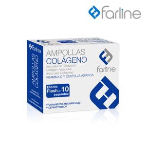 Ampollas de Colageno Farline 11 Unidades