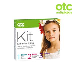 OTC Tratamiento Completo Antipiojos sin Insecticida