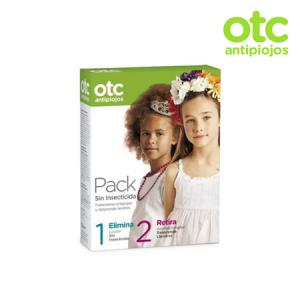 OTC Pack Antipiojos Sin Insecticida
