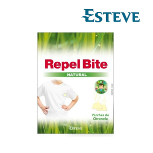 Repel Bite parches de citronela