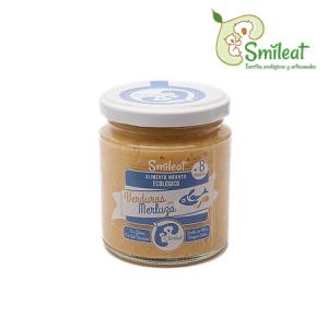 Smileat Potito Ecologico de Verduras con Merluza 230g