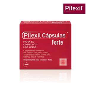 Pilexil Forte Capsulas Anticaida 100 Uds