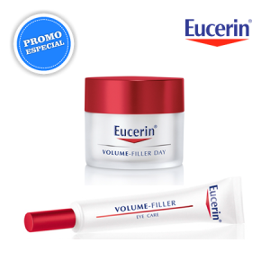 Eucerin Volume Filler Día Piel Normal y Mixta 50ML + REGALO