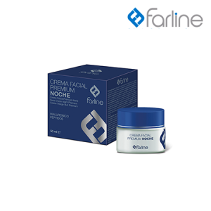 Crema Facial Premium Noche Farline 50ML
