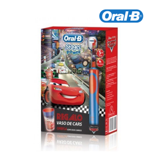 Oral-B Stages Power (Cars)