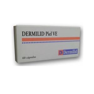 Dermalid Piel VE 60Caps