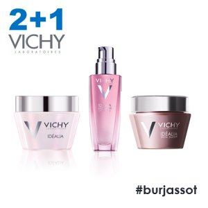 PROMO 2+1 Vichy Idealia Piel Normal y Mixta