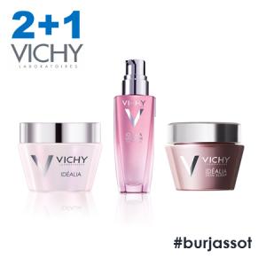 PROMO 2+1 Vichy Idealia Piel Seca