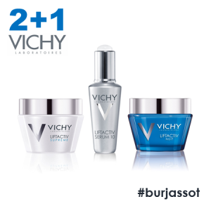 PROMO 2+1 Vichy Liftactiv Piel Normal y Mixta
