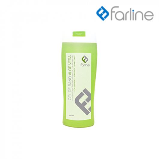 Gel de Baño Farline Aloe Vera 750ML