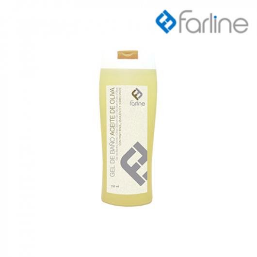 Gel de Baño Farline Aceite de Oliva 750ML