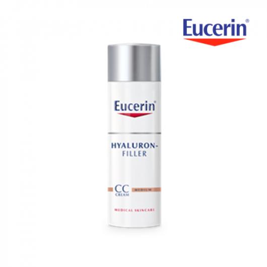 Eucerin Hyaluron Filler CC Cream Tono Medio 50ML