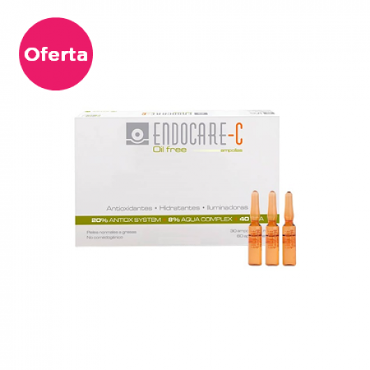 Endocare C Oil Free 30 Ampollas