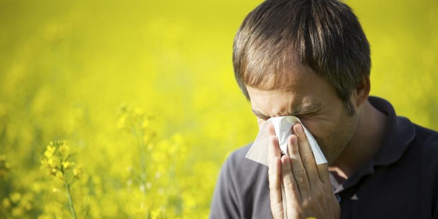 Me gusta la primavera: Alergias