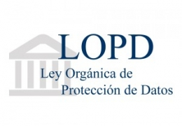 LEY DE PROTECCION DE DATOS-LOPD