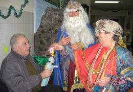 Navidad - Llegada de los reyes